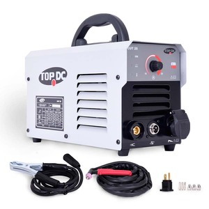 TOPDC 20A Plasma Cutter, 110V/120V Plasma Cutting Machine Item No:TD-CUT20LV