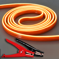 4GA x 20Ft CPA Luminous Battery Jumper Cables